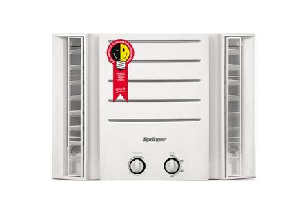 Ar-Condicionado-Janela-Springer-7500-BTUS-Frio-110v-Eletronico