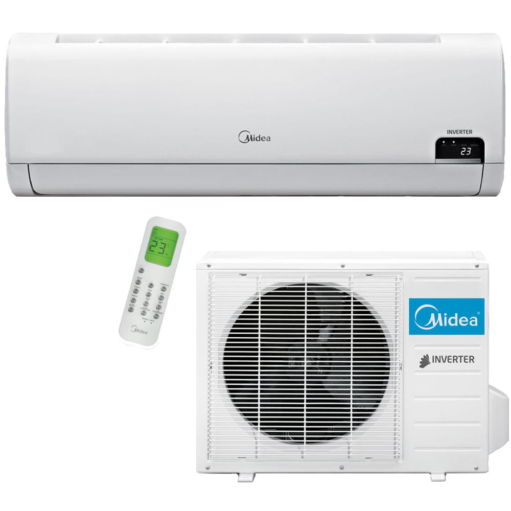 Ar-Condicionado-Split-Inverter-Midea-Vita-12000-BTUS-Frio-220v