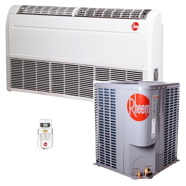 Ar-Condicionado-Split-Piso-Teto-Rheem-60000-BTUS-Frio-380v-Trifasico