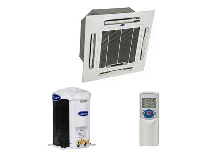 Ar-Condicionado-Split-Cassete-Carrier-36000-BTUS-Quente-Frio-220v-Monofasico