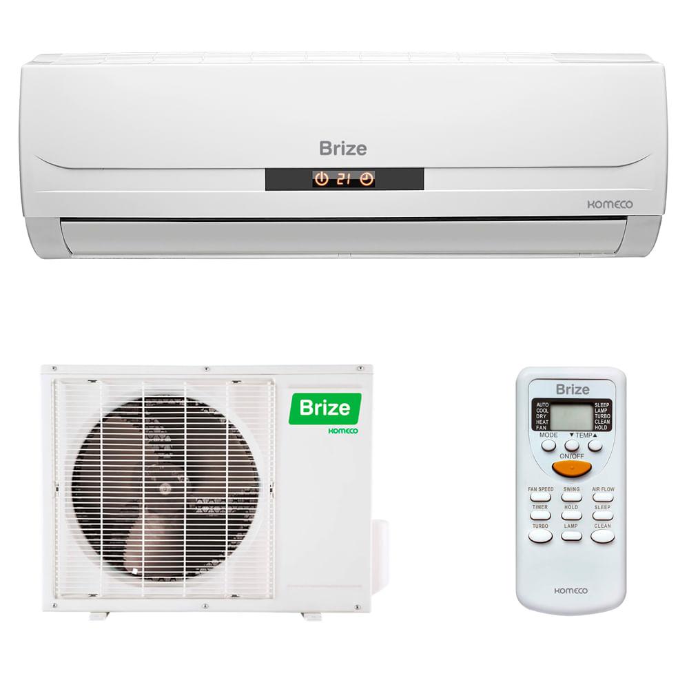 Ar-Condicionado-Split-Hi-Wall-Komeco-Brize-9000-BTUS-Frio-220v