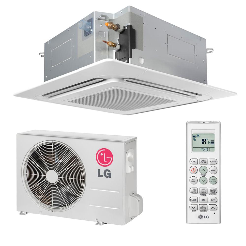 Ar-Condicionado-Split-Cassete-LG-18000-BTUS-Frio-220v-Monofasico