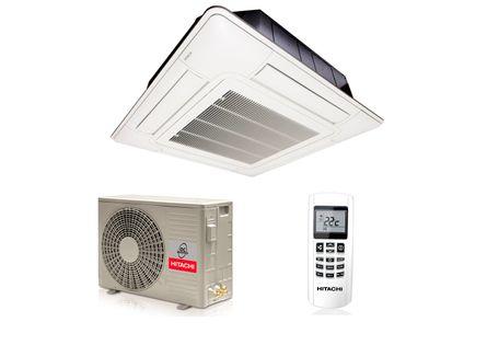 Ar-Condicionado-Split-Cassete-Hitachi-48000-BTUS-Frio-220v-Vertical-Trifasico