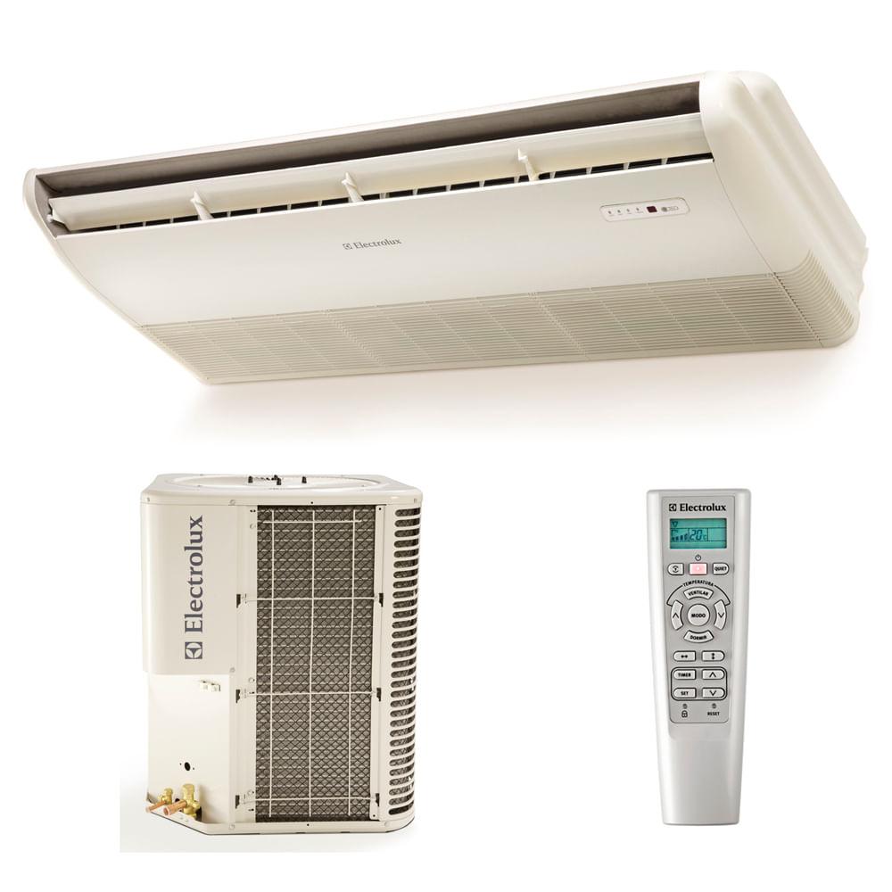 Ar-Condicionado-Split-Piso-Teto-Electrolux-60000-BTUS-Frio-380v-Trifasico-R410