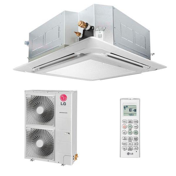 Ar-Condicionado-Split-Cassete-LG-52000-BTUS-Quente-Frio-220v-Trifasico