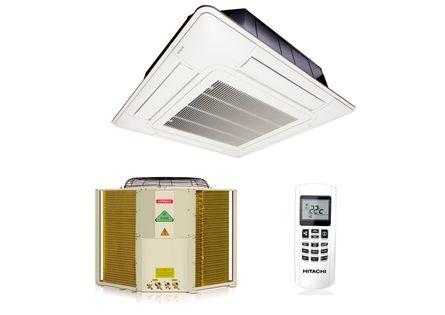 Ar-Condicionado-Split-Cassete-Hitachi-30000-BTUS-Quente-Frio-220v-Monofasico-R410