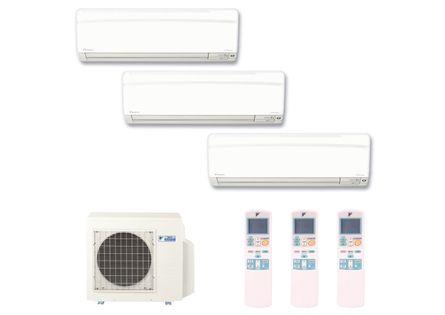 Ar-Condicionado-Multi-Split-Inverter-Hi-Wall-Daikin-2x9000-e-1x12000-BTUs-Quente-e-Frio-220v-Monofasico