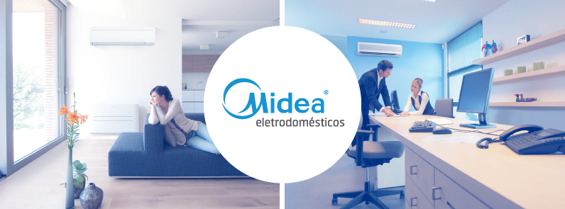 Banner Midea