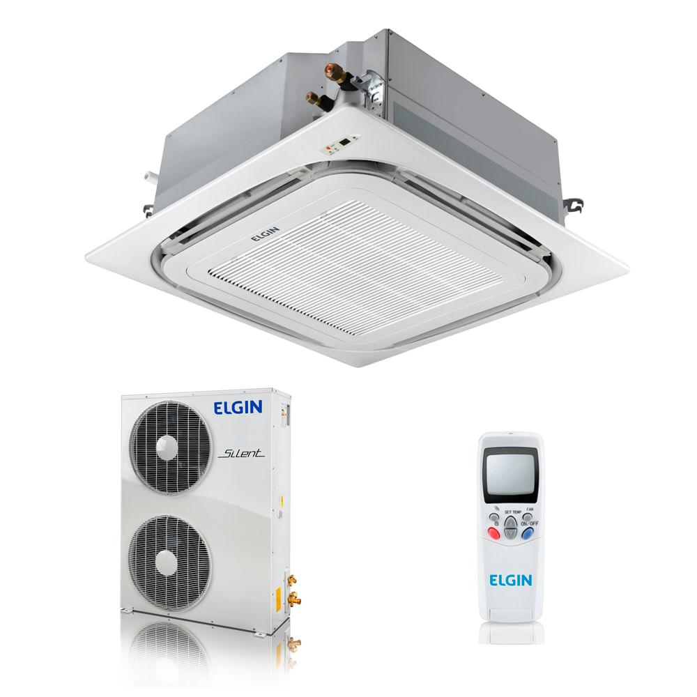 108411-Ar-Condicionado-Split-Cassete-Elgin-48000-BTUs-Frio-380v-Trifasico--1-