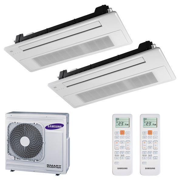 109939-Ar-Condicionado-Multi-Split-Inverter-Cassete-Samsung-2X12.000-BTUS-Quente-e-Frio-220v-Monofasico--1-