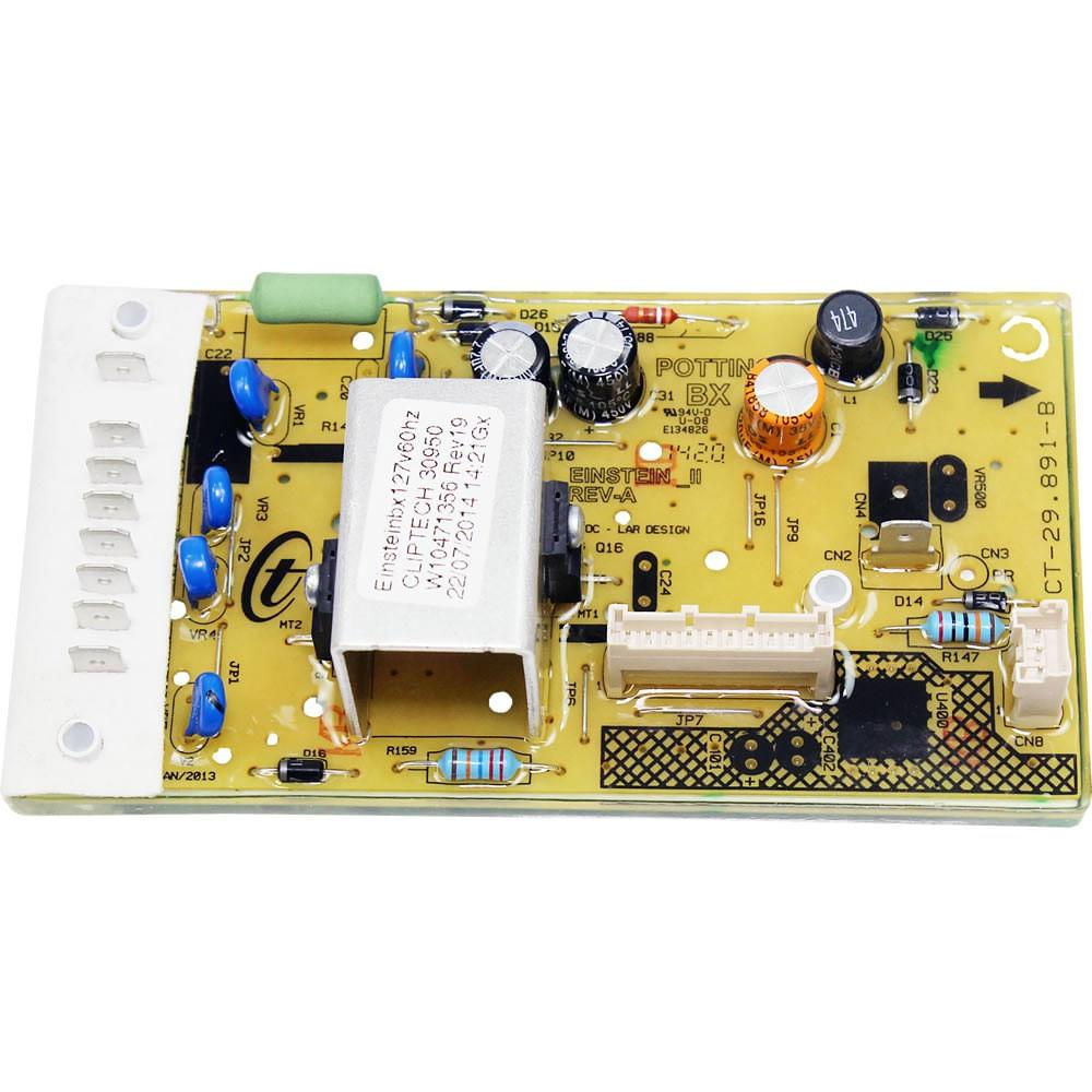 Placa-Eletronica-Potencia-Lavadora-Consul-CWL10B-220v