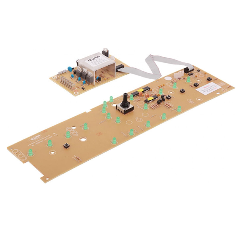 Conjunto-Placa-Interface-Lavadora-Brastemp-BWL11A-Bivolt-CP