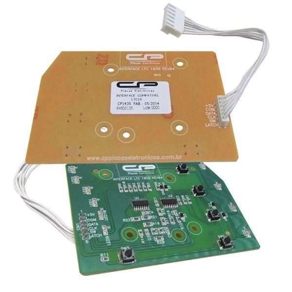 Interface-Lavadora-Electrolux-LTC10-12-15-LT11F-Bivolt-CP
