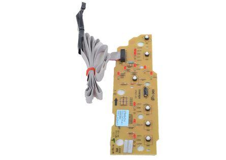 Interface-Lavadora-Brastemp-BWG10A---Conect-Cinza