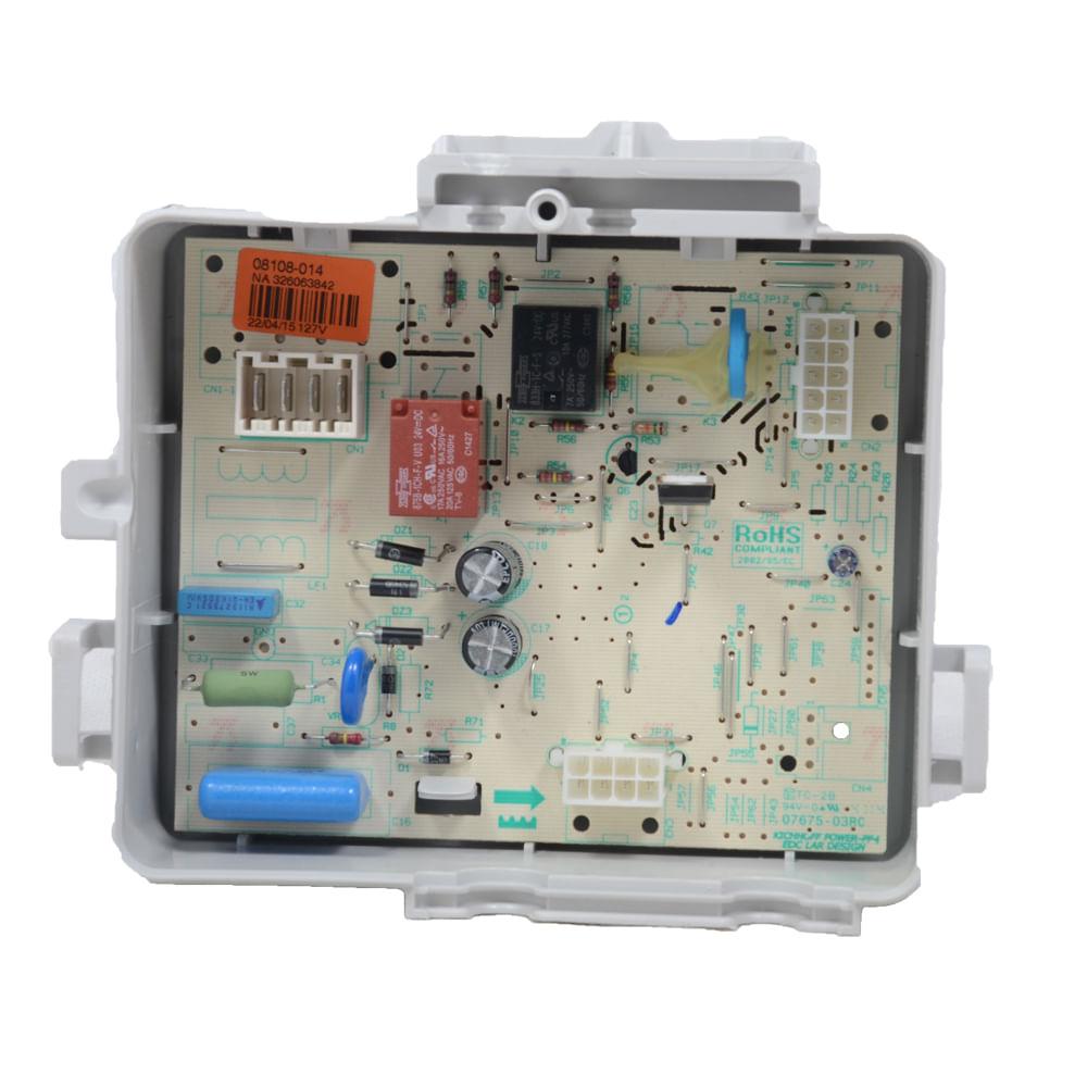 46150-Controle-Eletronico-Refrigerador-Brastemp-BRM48D-220v