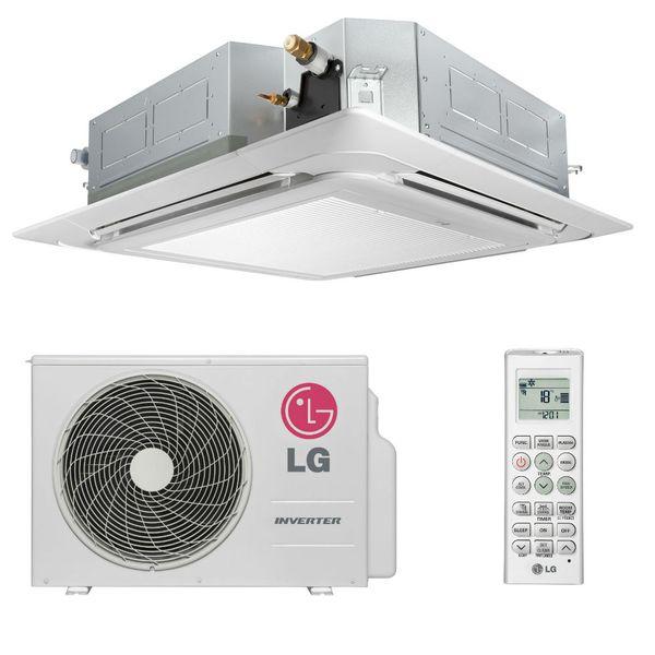 Ar-Condicionado-Split-Cassete-Inverter-LG-17.000-BTUs-Frio-220v-Monofasico