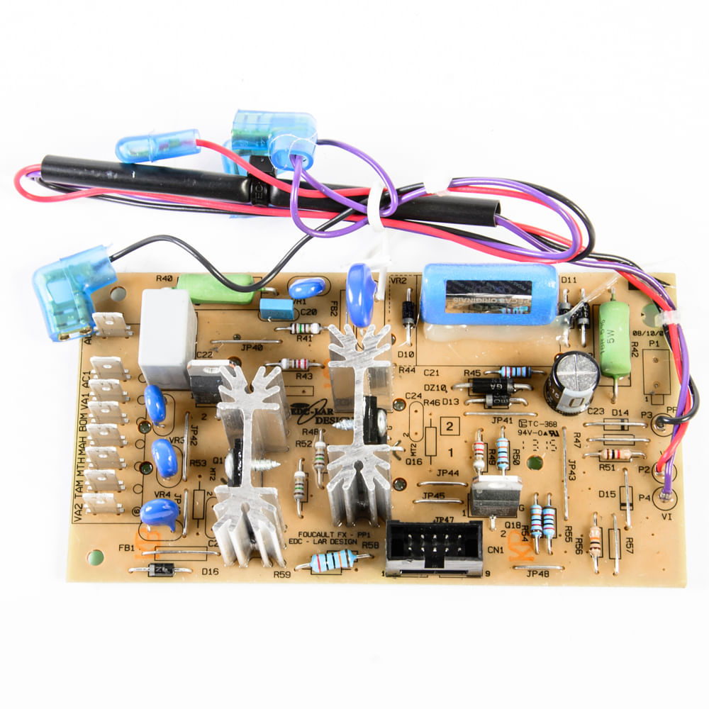 40890_placa_potencia_multibras_compativel_lavadora_bwg10a_127_volts_326046011