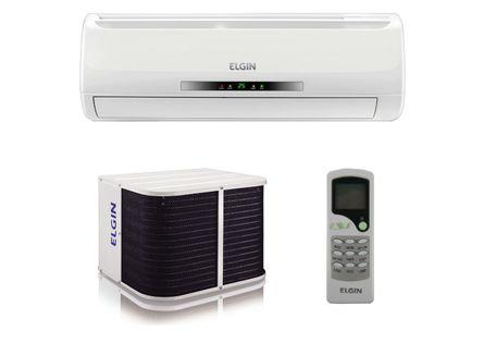 Ar condicionado elgin split compact 9000 btu frio 110v