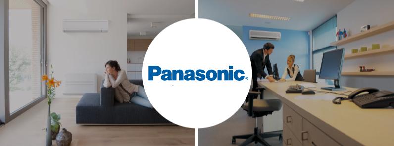 Banner Panasonic