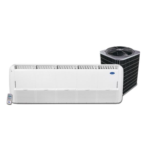 Ar-Condicionado-Split-Piso-Teto-Carrier-Modernita-80.000-BTU-h-Frio-TrifasicoConjunto
