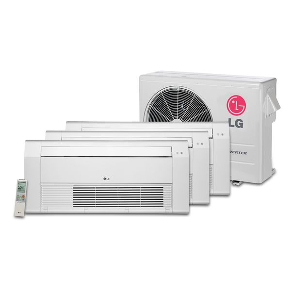 Ar-Condicionado-Multi-Split-Inverter-Cassete-LG-1x9.000-e-2x12.000-BTU-h-Quente-e-Frio-Conjunto
