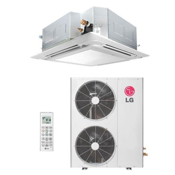 Ar-Condicionado-Split-LG-Cassete-Convencional-48.000-BTU-h-Frio-LT-C48B-Conjunto