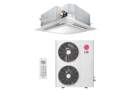 Ar-Condicionado-Split-LG-Cassete-Convencional-52.000-BTU-h-Frio-LT-C52BMLE0-Conjunto