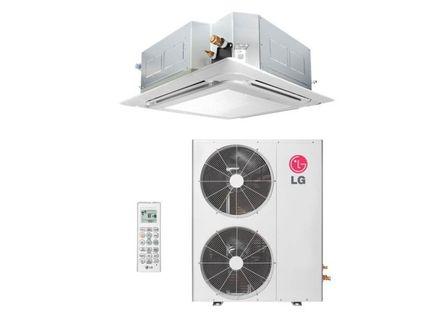 -----Ar-Condicionado-Split-LG-Cassete-Convencional-51.000-BTU-h-Frio-LT-C512MLE1-Conjunto