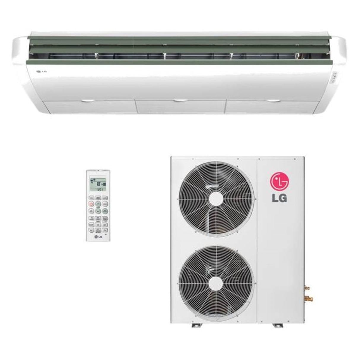 Ar-Condicionado-Split-LG-Teto-Convencional-36.000-BTU-h-Frio-LV-C362KLA0-Conjunto