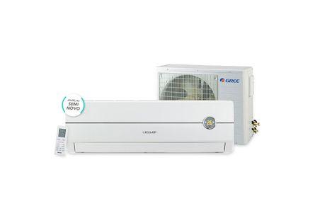Ar Condicionado Split Gree Garden 9.000 BTU / h Quente Frio SEMINOVO GWH09MA - D1NNA8C - 220 Volts