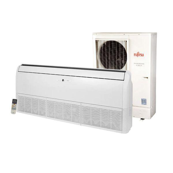Ar-Condicionado-Split-Teto-Inverter-Fujitsu-42.000-BTU-h-Quente-e-Frio-Conjunto