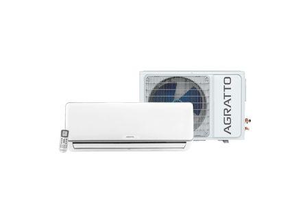 Ar-condicionado Split Agratto Inverter Neo ICS12QF 12000BTUs Quente e Frio