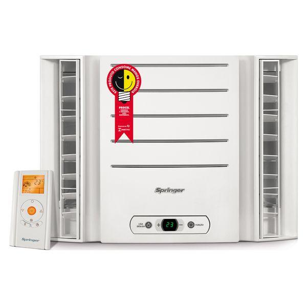 Ar-Condicionado-Janela-Springer-7500-BTUS-Quente-Frio-220v-Eletronico-