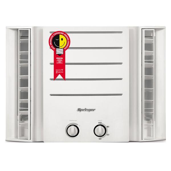 Ar-Condicionado-Janela-Springer-7500-BTUS-110v-Frio-Mecanico