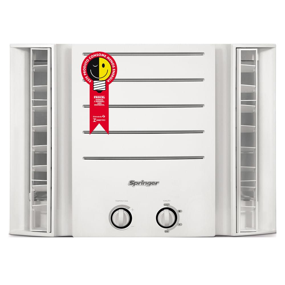Ar-Condicionado-Janela-Springer-7500-BTUS-Frio-220v-Eletronico-