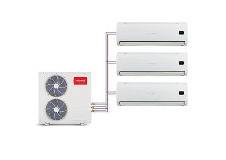 Ar Condicionado Tri Split Komeco 36000 BTUS Frio 220v