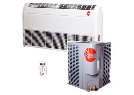 Ar Condicionado Split Piso Teto Rheem 48000 BTUS Quente Frio 380v Trifásico