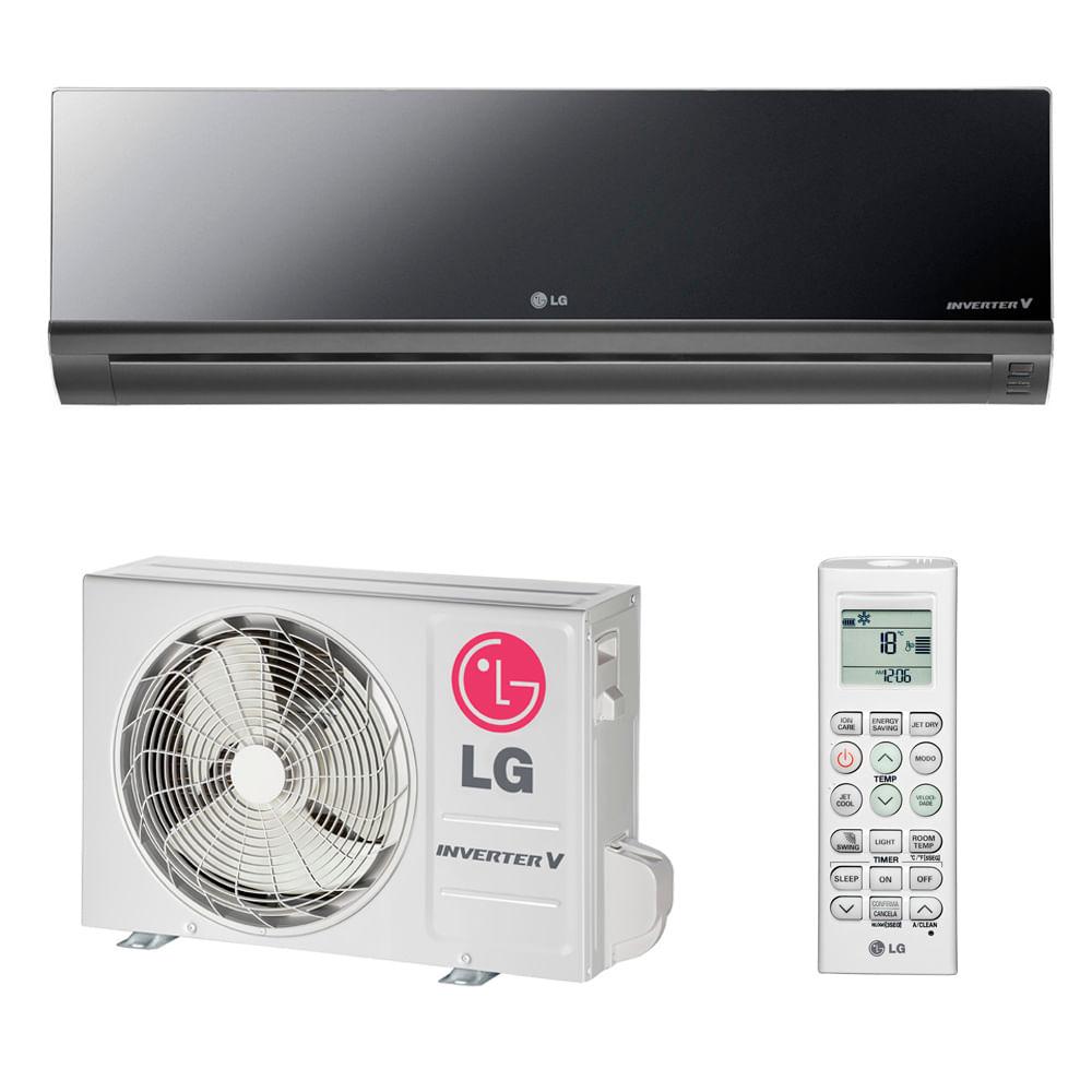 Ar-Condicionado-Split-Inverter-LG-Artcool-18000-BTUS-Frio-220v