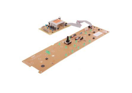 Conjunto Placa Interface compatível Lavadora BWL09B Bivolt 1043