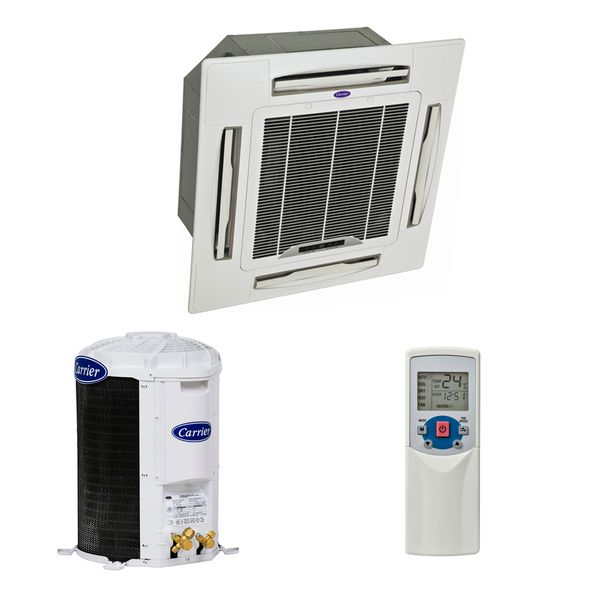 Ar-Condicionado-Split-Cassete-Carrier-36000-BTUs-Frio-220-Monofasico