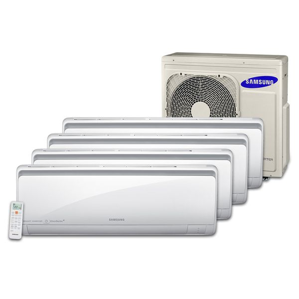 Multi-Split-Samsung-Inverter
