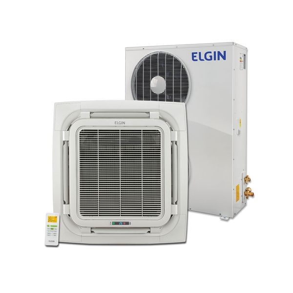 Ar Condicionado Split Cassete Elgin Eco Plus 60.000 BTU/h Frio R410a - 220 Volts