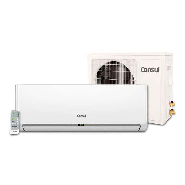 Ar Condicionado Split Consul 9.000 BTU/h Quente e FrioConjunto