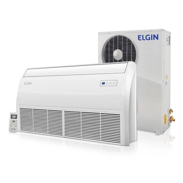 Ar-Condicionado-Elgin-Piso-Teto-Eco-80.000-BTU-h-Frio-Trifasico-R-410Condesadora
