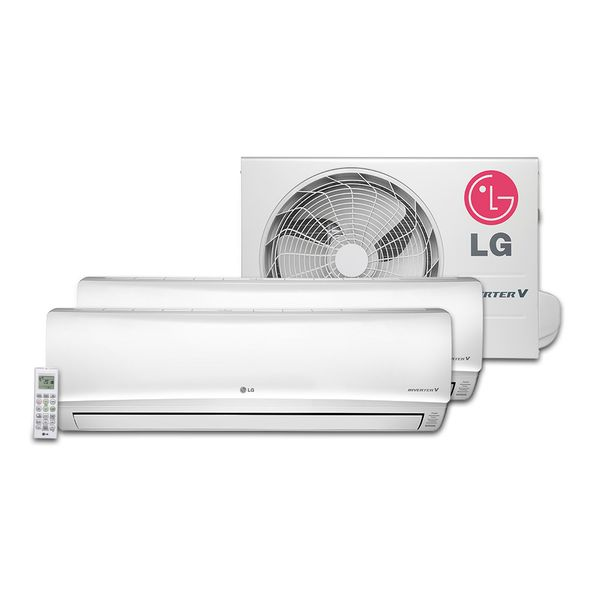 Ar-Condicionado-Multi-Split-Inverter-Hi-Wall-LG-2x-7.000-BTU-h-Quente-FrioConjunto