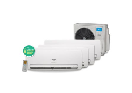 Ar-Condicionado-Multi-Split-Inverter-Springer-Midea-2x9.000-e-2x12.000-BTU-h-Quente-e-Frio-Conjunto