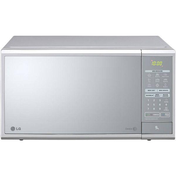Micro-ondas-LG-Easy-Clean-30-Litros-Prata-MS3059L