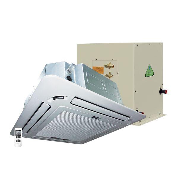 Ar-Condicionado-Split-Cassete-Hitachi-Acqua-36.000-BTU-h-Frio-RCI36EP