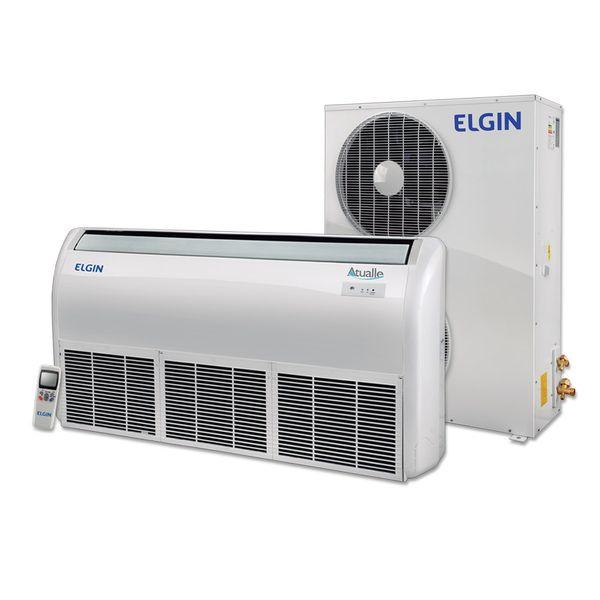 Ar-Condicionado-Split-Piso-Teto-Elgin-Atualle-Eco-48.000-BTU-h-Frio-Trifasico-PTFI48B2IC-Conjunto