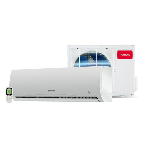 Ar-Condicionado-Split-Komeco-Eco-9.000-BTU-h-Quente-e-Frio-KOH09FC1HX-Conjunto